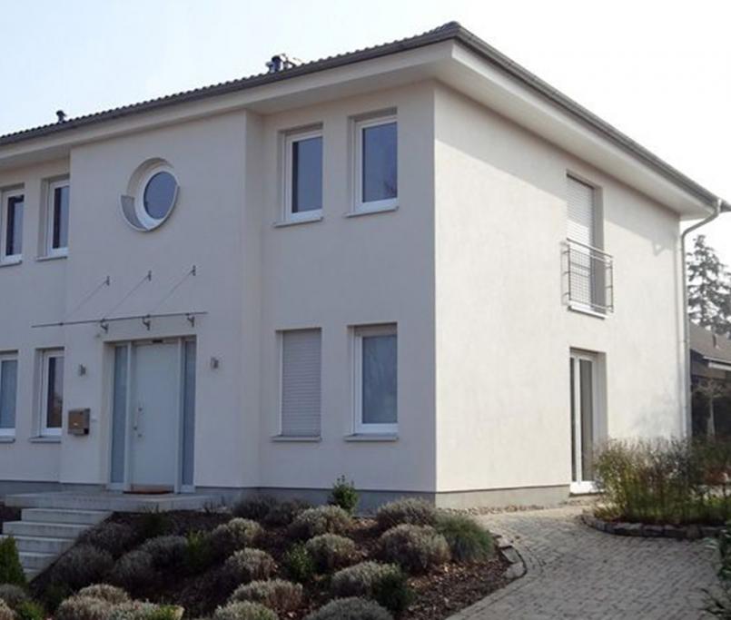 Foto frankenhaus einfamilienhaus